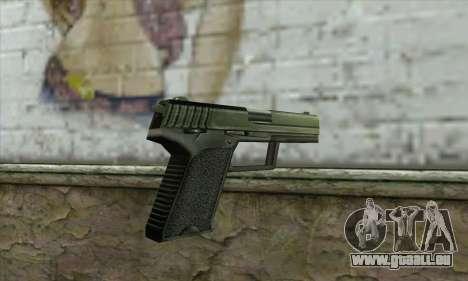 Colt 45 из Postal 3 für GTA San Andreas zweiten Screenshot