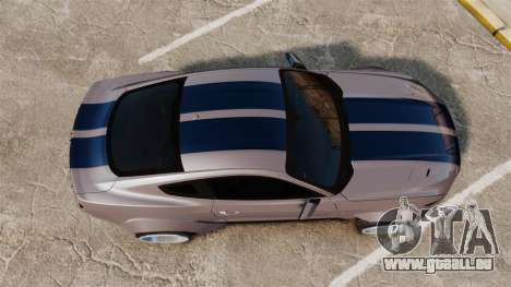 Ford Mustang 2015 Rocket Bunny TKF v2.0 pour GTA 4 est un droit