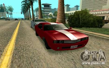 GTA V Gauntlet für GTA San Andreas