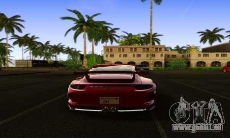 ENBSeries Exflection pour GTA San Andreas quatrième écran