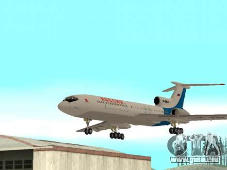 Tu-154 B-2 SCC Russland für GTA San Andreas