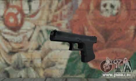 Le pistolet de L4D pour GTA San Andreas
