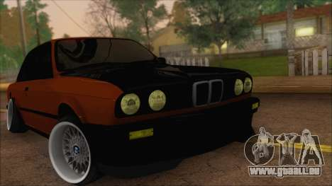 BMW M5 E30 pour GTA San Andreas