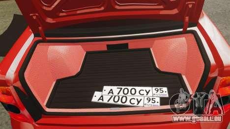 VAZ-2170 Dubaï pour GTA 4 est un côté