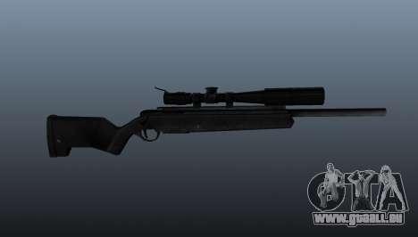 Die Steyr Scout Sniper rifle für GTA 4 dritte Screenshot