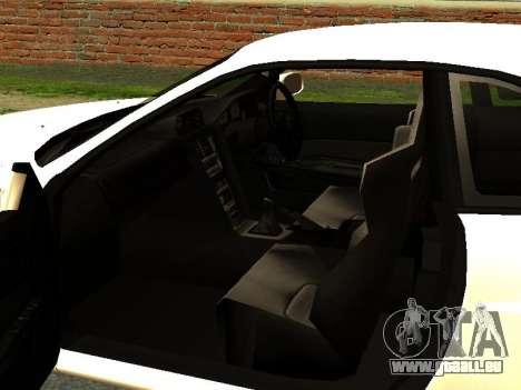 Nissan Skyline R34 GT-R pour GTA San Andreas vue arrière