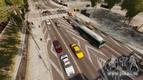 Die realen Verkehr für GTA 4