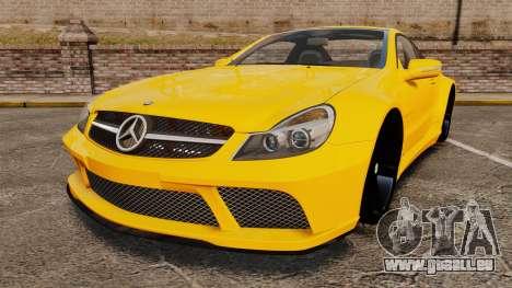 Mercedes-Benz SL65 AMG für GTA 4