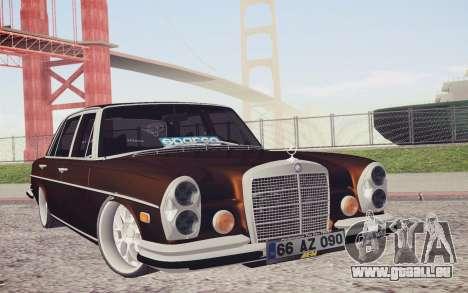 Mercedes-Benz 300 SEL für GTA San Andreas