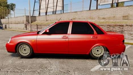 VAZ-2170 Dubaï pour GTA 4 est une gauche