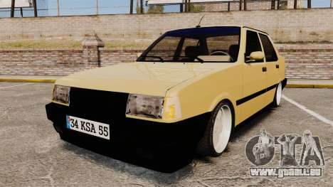 Tofas Dogan 1.6 i SLX für GTA 4