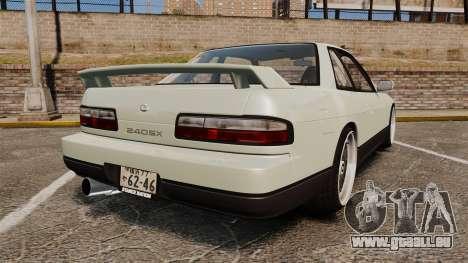 Nissan Onevia S13 [EPM] für GTA 4 hinten links Ansicht