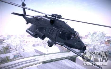MH-X Silenthawk pour GTA San Andreas