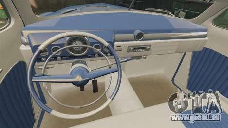 Mercury Lead Sled Custom 1949 für GTA 4 Seitenansicht