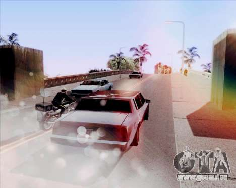 ENB HD CUDA 2014 v.3.5 Final für GTA San Andreas her Screenshot