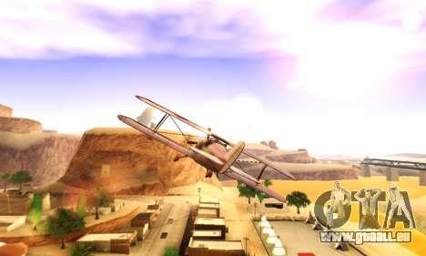 ENBSeries Exflection für GTA San Andreas siebten Screenshot