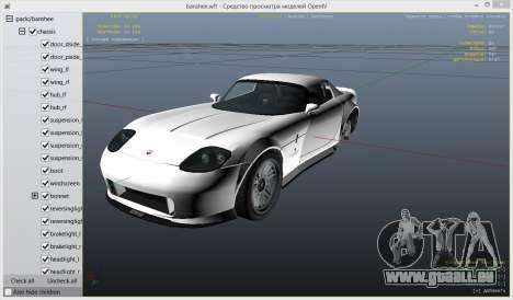 OpenIV 1.6 pour GTA 4 quatrième écran