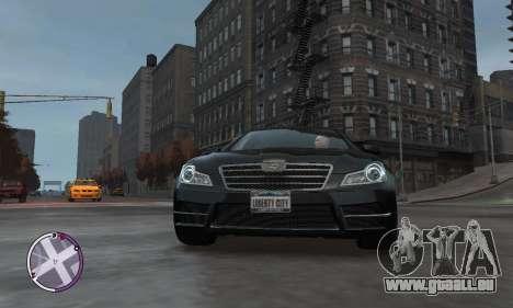 Enus Cognoscenti für GTA 4 linke Ansicht