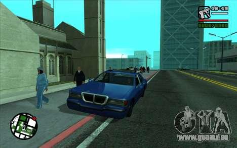Cleaning bugs developers ENBseries pour GTA San Andreas troisième écran