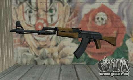 AK47 von L4D für GTA San Andreas