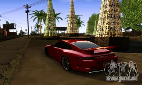 ENBSeries Exflection pour GTA San Andreas deuxième écran