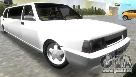 Service de Limousine Tofaş pour GTA Vice City
