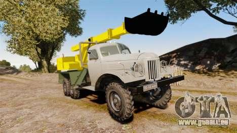 ZIL-157 GVK-32 pour GTA 4