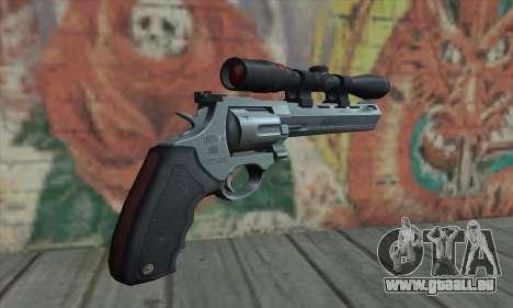 44.M Raging Bull with Scope für GTA San Andreas zweiten Screenshot