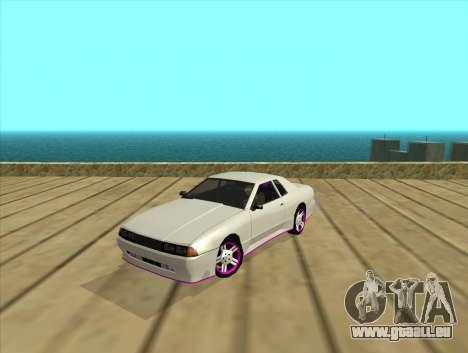 Elegy by MegaPixel pour GTA San Andreas