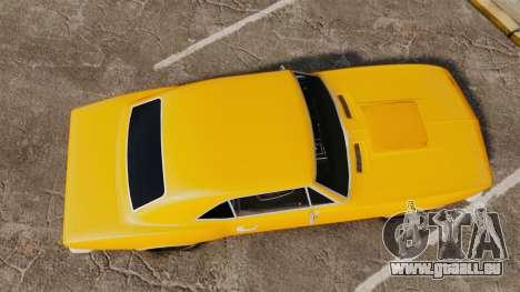 Chevrolet Camaro SS 1967 für GTA 4 rechte Ansicht