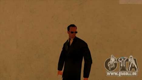Les peaux de la police et de l'armée pour GTA San Andreas neuvième écran