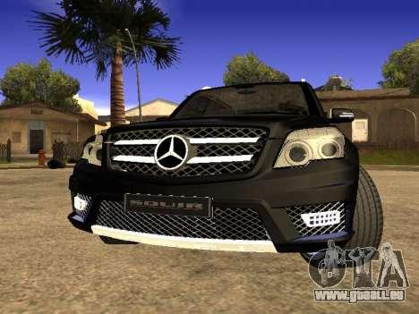 Mercedes-Benz GLK pour GTA San Andreas
