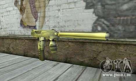 SMG из Counter Strike für GTA San Andreas