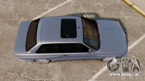 BMW M3 E30 pour GTA 4 est un droit