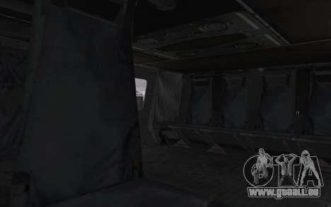 MH-X Silenthawk pour GTA San Andreas vue de dessus