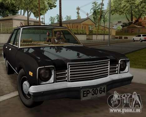 Dodge Aspen pour GTA San Andreas