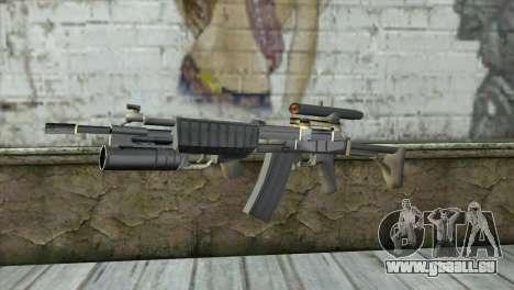 M21S pour GTA San Andreas