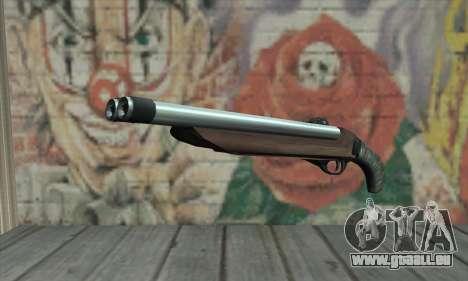 Fusil à canon scié pour GTA San Andreas