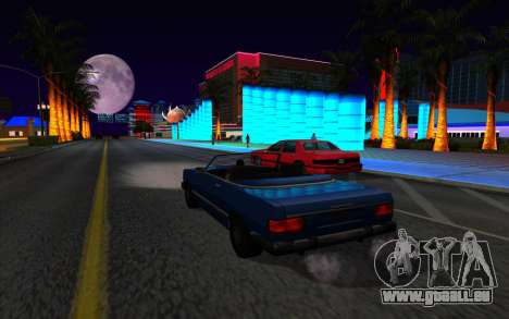 Cleaning bugs developers ENBseries pour GTA San Andreas