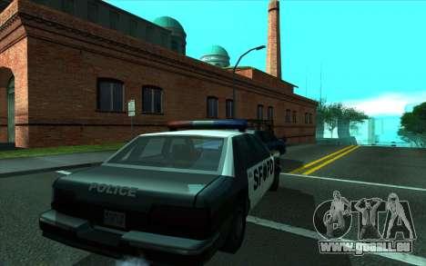 Cleaning bugs developers ENBseries für GTA San Andreas zweiten Screenshot