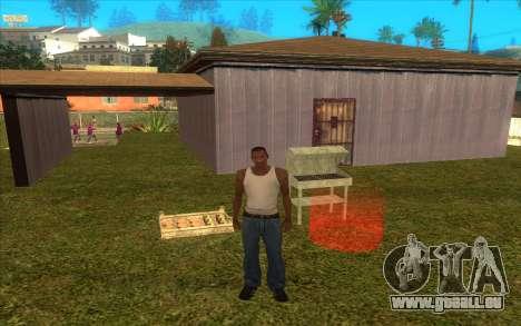 Barbecue für GTA San Andreas zweiten Screenshot