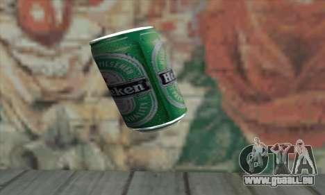 Heineken Grenade für GTA San Andreas
