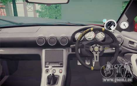 Nissan Silvia S15 BN Sports für GTA San Andreas rechten Ansicht