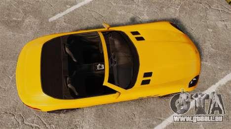 GTA V Benefactor Surano für GTA 4 rechte Ansicht
