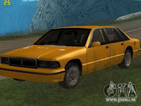 Premier 2012 pour GTA San Andreas