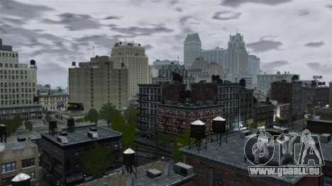 Météo Iran pour GTA 4 secondes d'écran