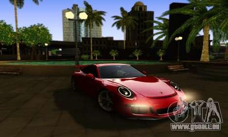 ENBSeries Exflection für GTA San Andreas dritten Screenshot