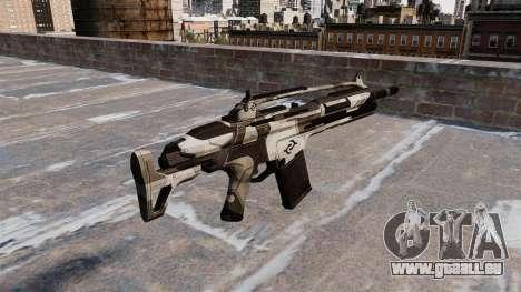 Automatique v2.0 de Crysis 2 pour GTA 4 secondes d'écran