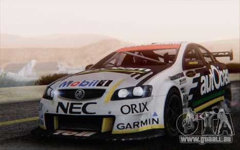 Holden Commodore für GTA San Andreas obere Ansicht