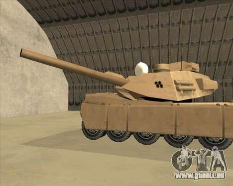 Rhino Mark.VI für GTA San Andreas
